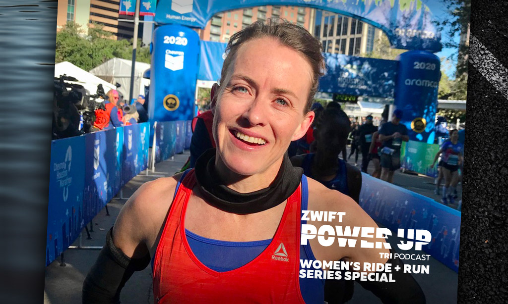 WRRS Special: Malindi Elmore on Her Exceptional Tri and Run Career (PowerUp Tri Podcast)