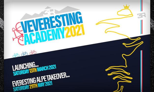3R vEveresting Academy 2021 Announced