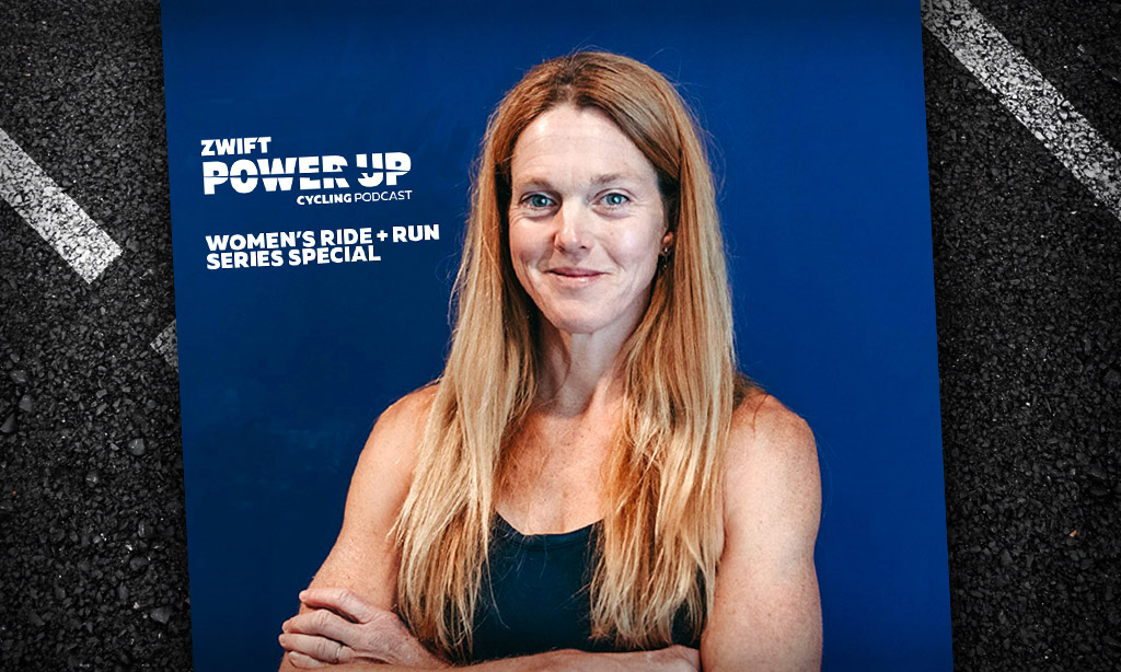 WRRS Special: Women's Training with Dr Stacy Sims and More (Zwift PowerUp Cycling Podcast)