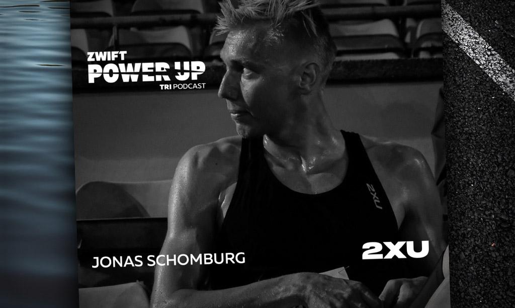 2XU Brick Training Series with German Pro Jonas Schomburg (PowerUp Tri Podcast)