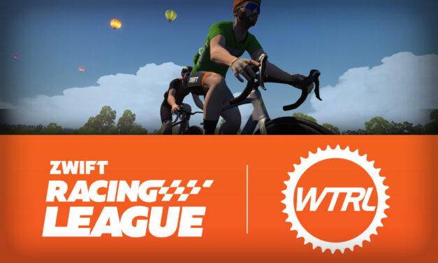 Zwift Racing League Season 3, Week 1 Details: Douce France TTT