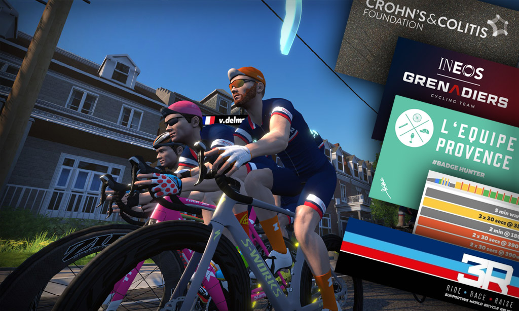 Top Zwift Events for the Weekend of May 1-2