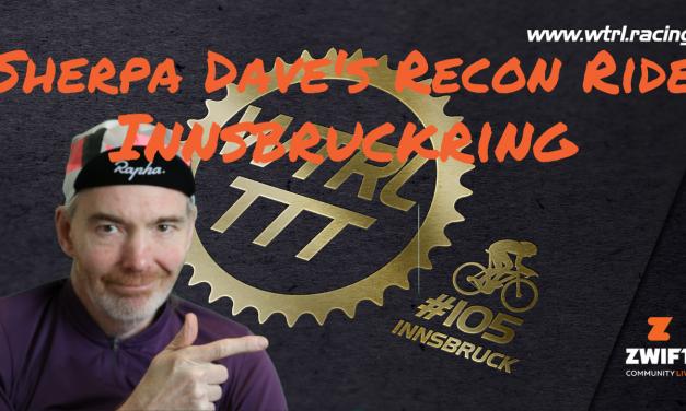 Over the Sil and the Inn – Tips for WTRL TTT #105: Innsbruckring
