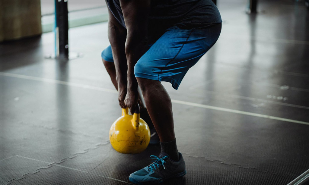 An Active Approach to Cycling Injuries: Kettlebell Exercises for Cyclists