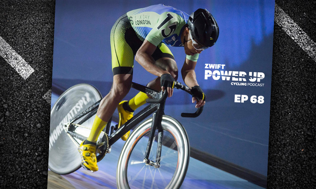 Red Walters, One Year To Go Pro (Zwift PowerUp Cycling Podcast #68)