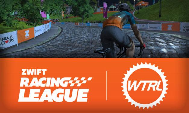 Zwift Racing League Season 3: Week 5 Details (Richmond's Cobbled Climbs)
