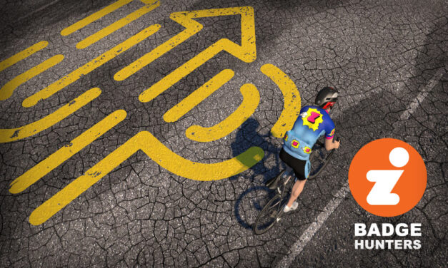 Announcing The Mega Pretzel Ride – Zwift Insider Badge Hunters Event May 15th