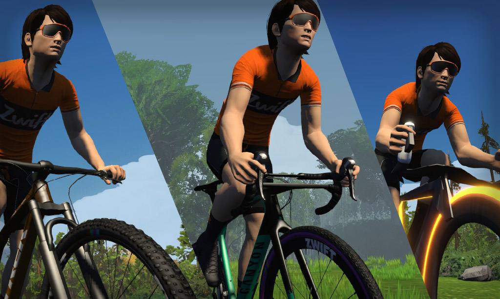 Which Bike Should I Use on Zwift's Makuri Islands Routes?