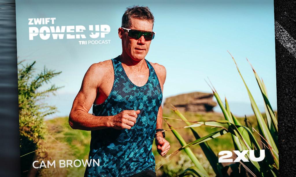2XU Brick Training Series with Kiwi Pro Cam Brown (PowerUp Tri Podcast)