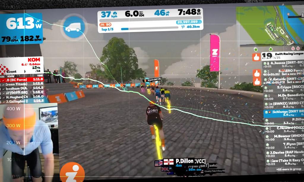 How the (Team) Race Was Won: ZRL Season 3, Race 5 (Cobbled Climbs)
