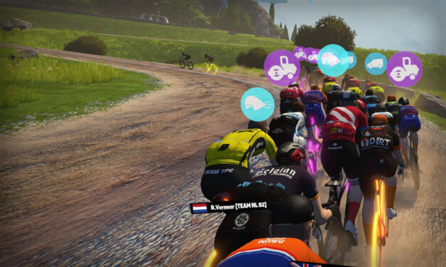 Some Thoughts on Zwift PowerUps