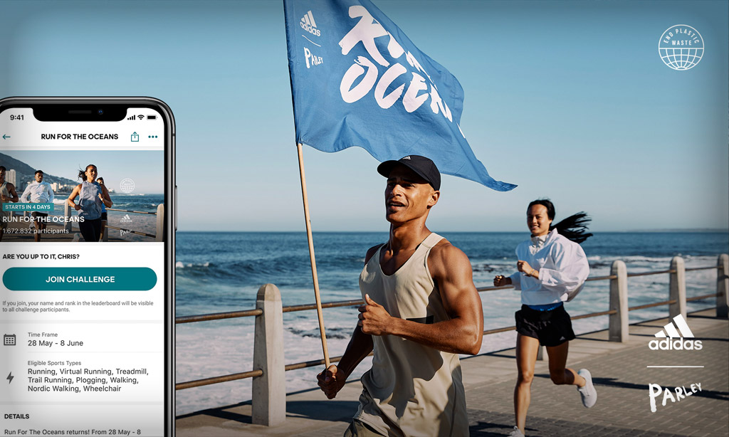 adidas x Parley Run for the Oceans Announced