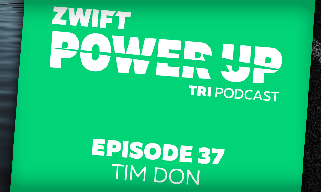 Tim Don, the Master of all Distances? (PowerUp Tri Podcast, Episode 37)