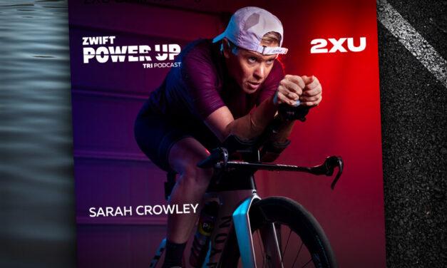 2XU Brick Training Series with Aussie Pro Sarah Crowley (PowerUp Tri Podcast)