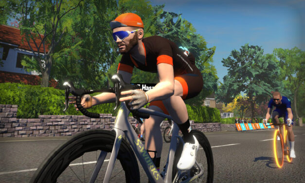 Keep An Eye Out for Puddles – Tips for WTRL TTT #109 (2019 UCI Worlds Harrogate)