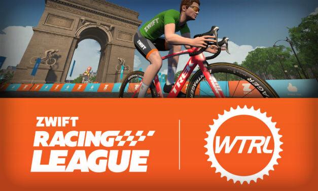 Zwift Racing League Season 3: Week 6 Details (Champs-Élysées)