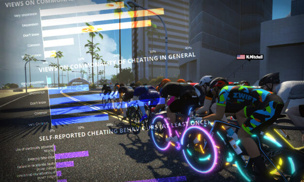 Weight Doping, eBikes, and Bots: the Zwift Cheating Survey
