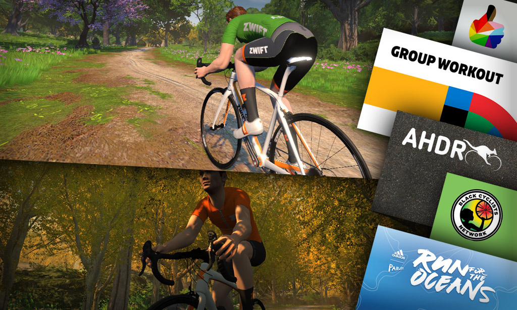 Top Zwift Events for the Weekend of June 5-6