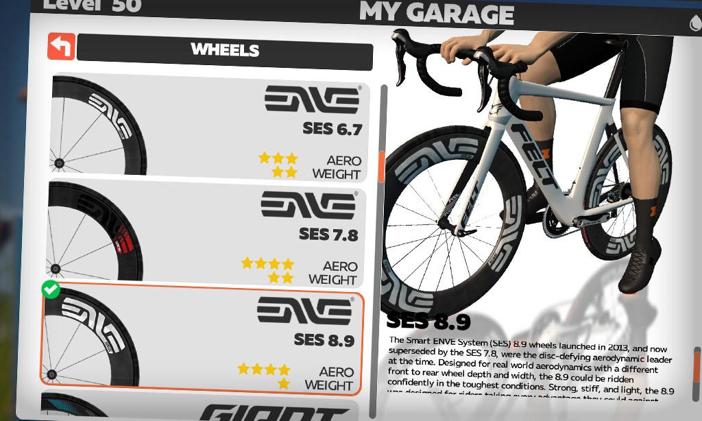 Does Bike Choice Matter on Zwift?