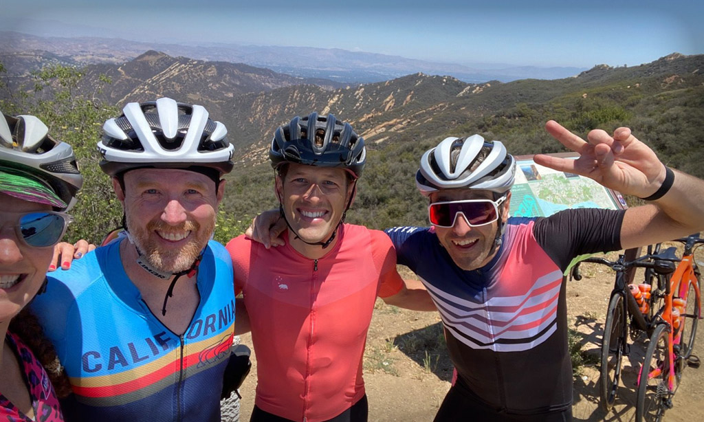 """How the """"Race"""" Was Lost: Riding with Zwift HQ In SoCal"""