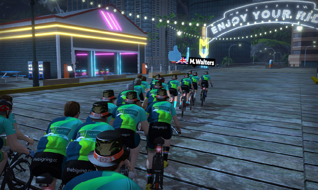 Zwift and Mental Health: Making the World a Better Place to Live