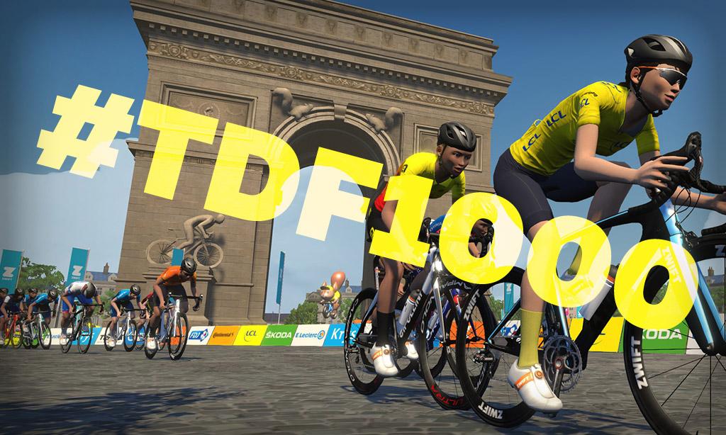 Take the TDF1000 Challenge