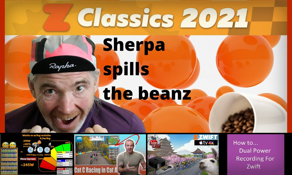 Top 5 Zwift Videos: Zwift Classics, Team Time Trials, and More Racing