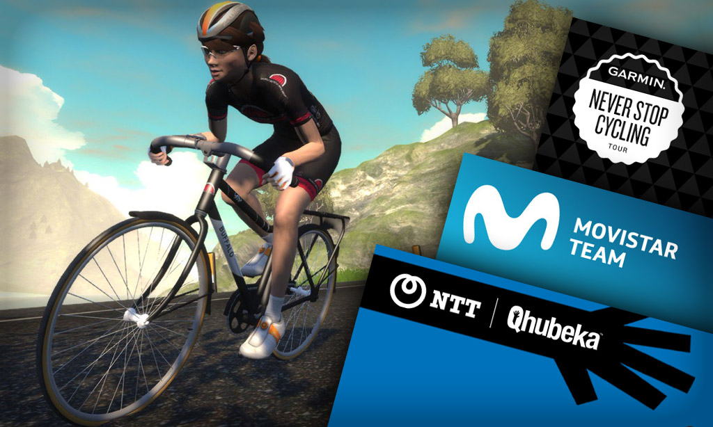 All About June 3 World Bicycle Day Events on Zwift
