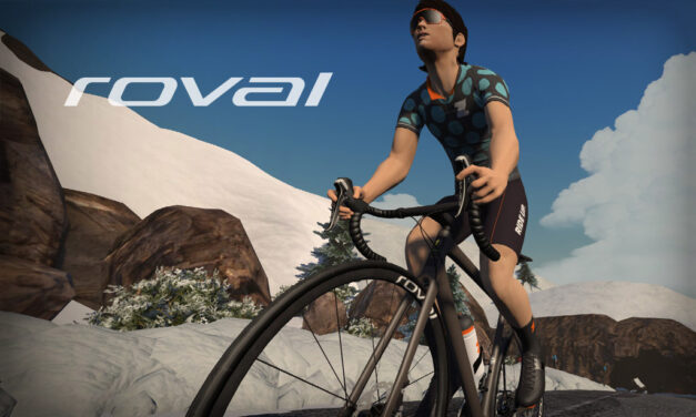 All About Zwift's New Roval Alpinist CLX Wheels