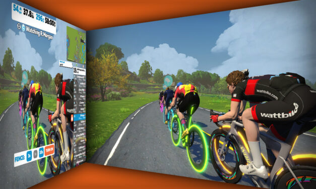"""All About No HUD """"Hide the Display"""" mode in Zwift"""