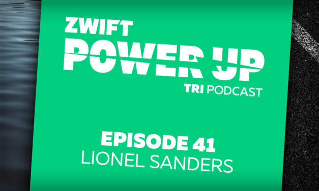 Lionel Sanders on Racing Frodeno and Disappointing Races (PowerUp Tri Podcast, Episode 41)