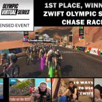 Top 5 Zwift Videos: Chasing, Racing, and Ways to Use Zwift