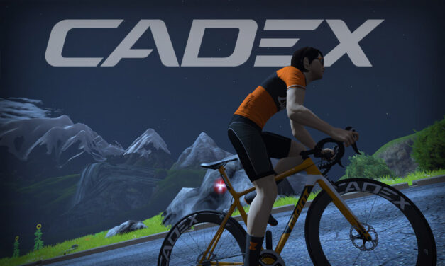 All About Zwift's New CADEX 42 and 65 Wheelsets