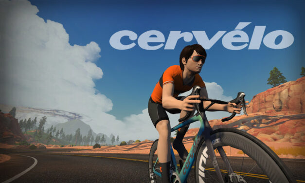 All About Zwift's New Cervelo S5 2020 Bike Frame