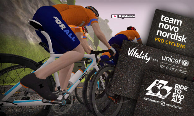 Notable Zwift Events for the Weekend of August 28-29