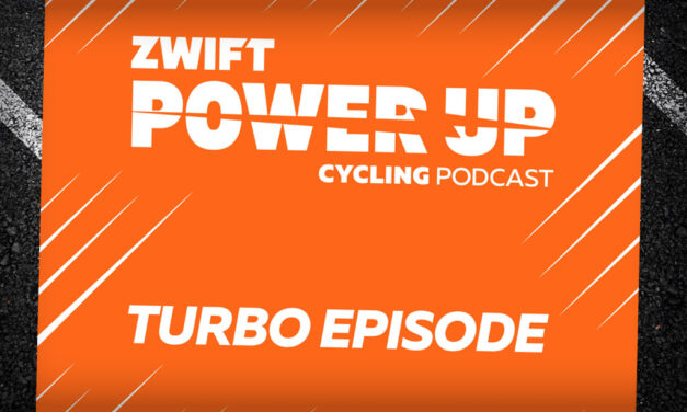 Advice For Zwift Academy Road Workout 5 With Matt Rowe (Zwift PowerUp Cycling Podcast)