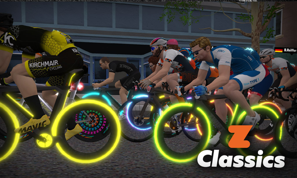 """How the Race Was Lost: Riding a Pure Climber for the Zwift Classics """"Richmond Challenge"""""""