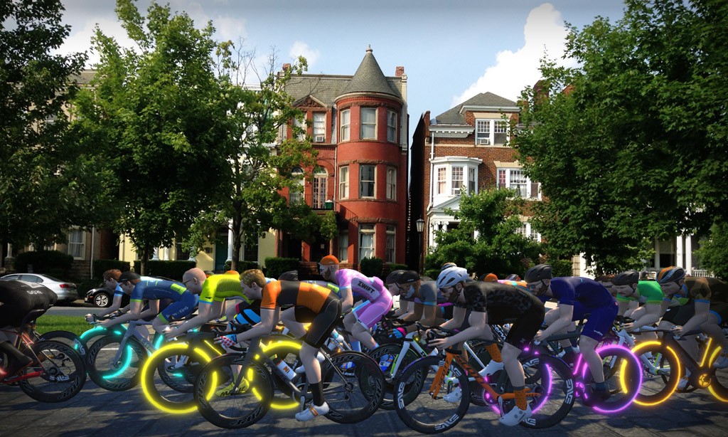 How Zwift's 2015 UCI Richmond World Championships Course Was Created