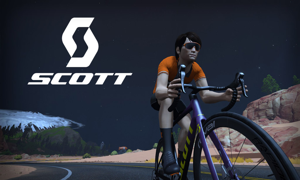 All About Zwift's New Scott Addict RC Frame