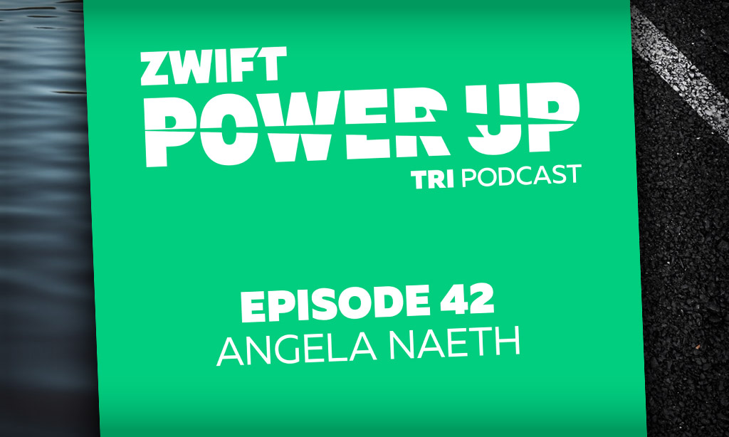 Angela Naeth on Gravel Racing (PowerUp Tri Podcast Episode 42)
