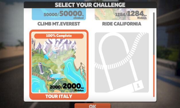 How to Unlock the 4th Zwift Challenge