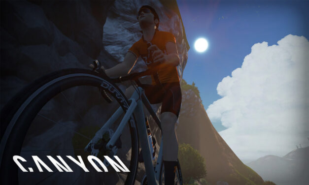 All About Zwift's New Canyon Ultimate CFR Frame