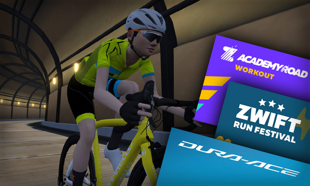 Notable Zwift Events for the Weekend of September 25-26