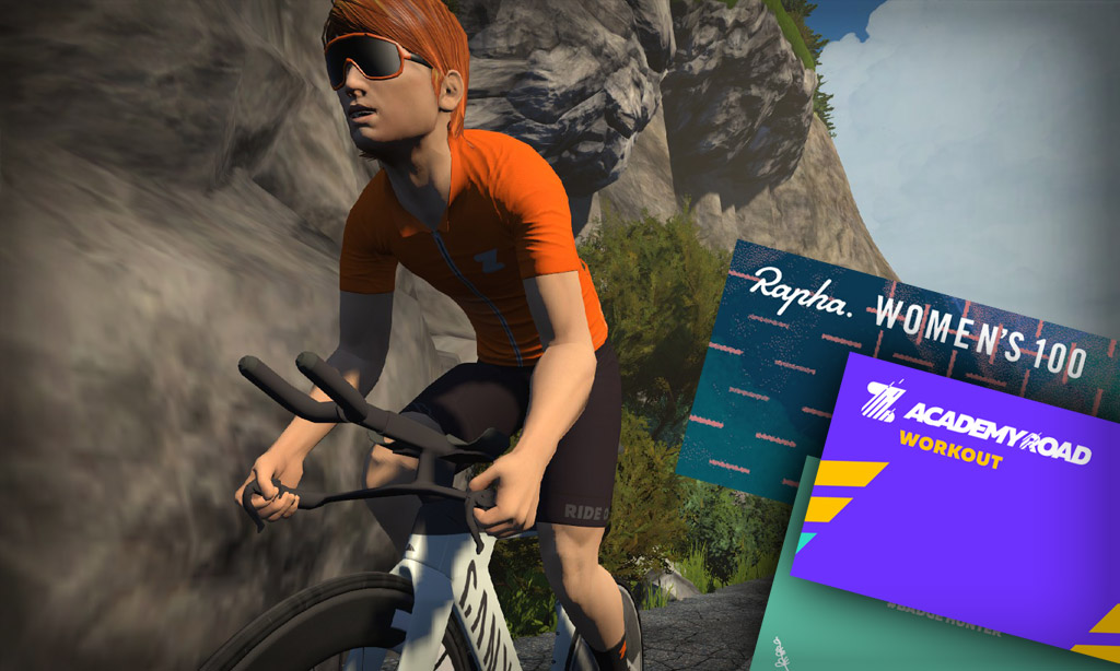 Notable Zwift Events for the Weekend of September 11-12