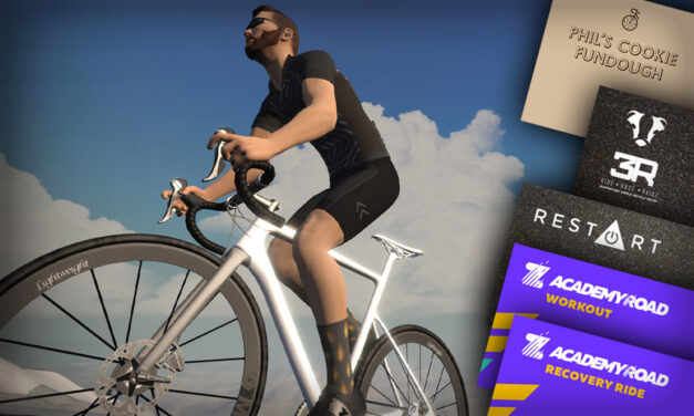 Notable Zwift Events for the Weekend of September 18-19