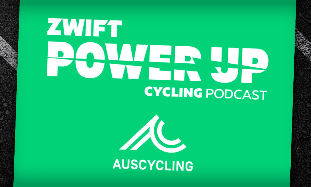AusCycling Special with Maeve Plouffe (Zwift PowerUp Cycling Podcast)