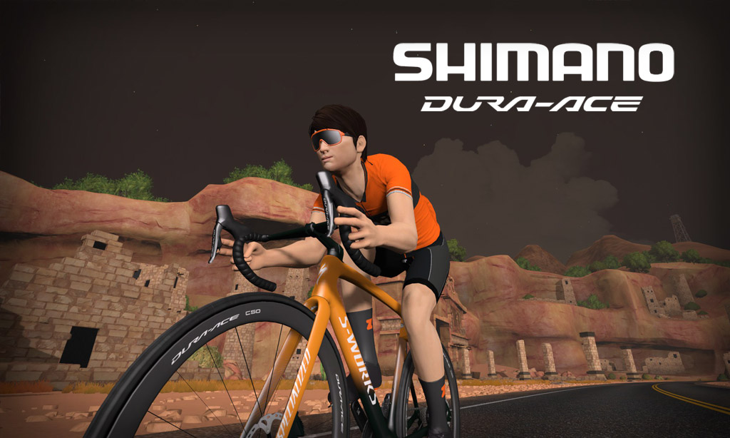 All About Zwift's New Shimano C50 Wheels