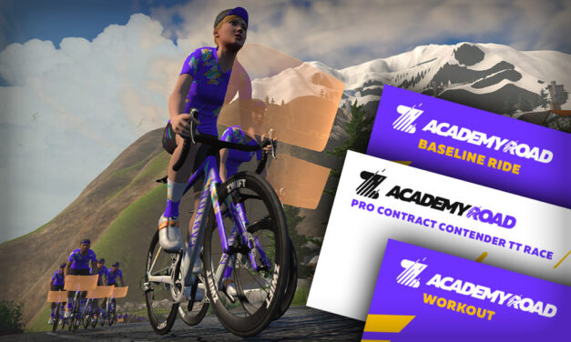 Notable Zwift Events for the Weekend of September 4-5