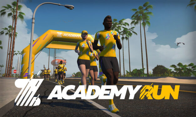 All About Zwift Academy Run 2021
