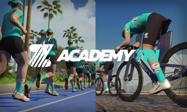 All About Zwift Academy Tri 2021